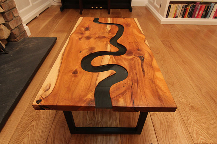 River Thames Coffee Table