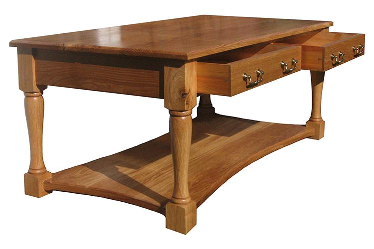 Coffee Table in Oak