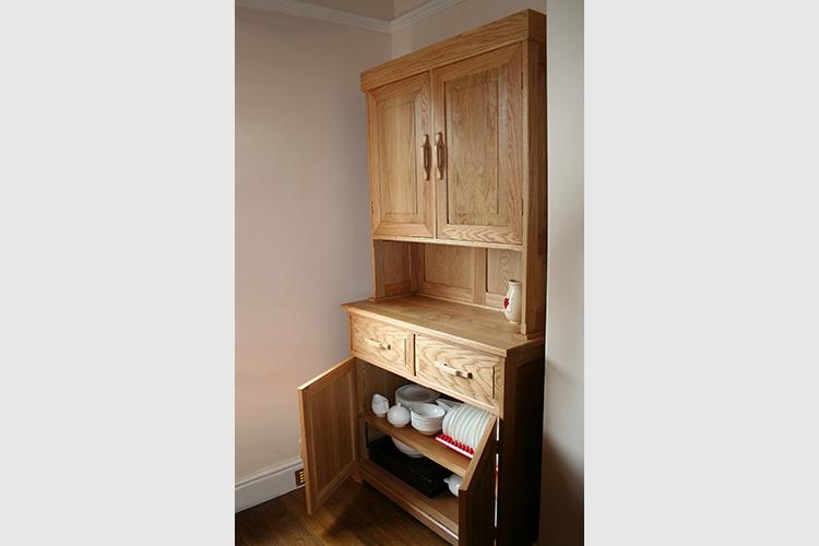 Oak Dresser