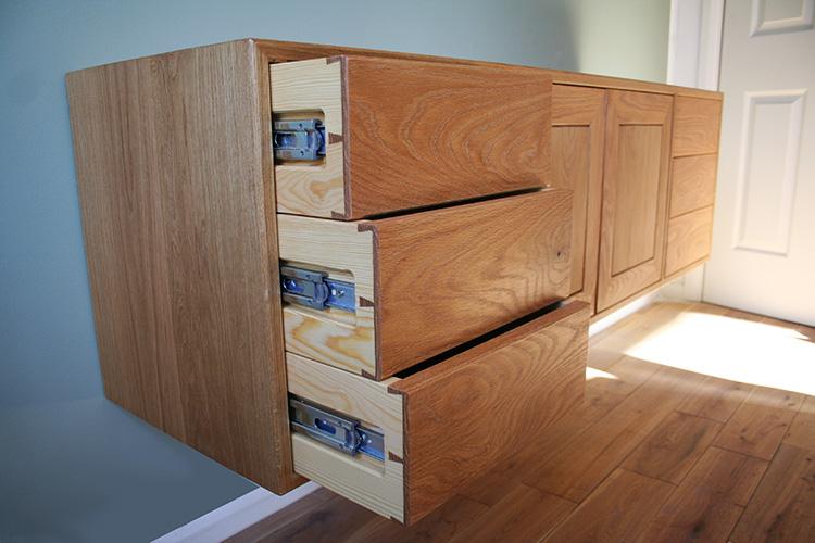 Floating TV Cabinet
