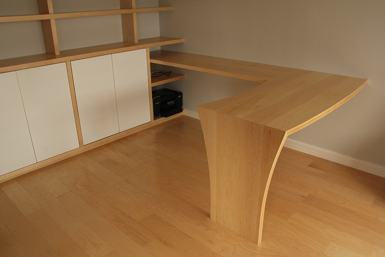 Fitted Maple Study