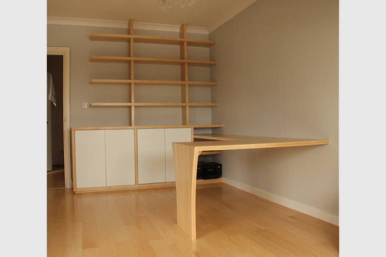 Fitted Study in Maple