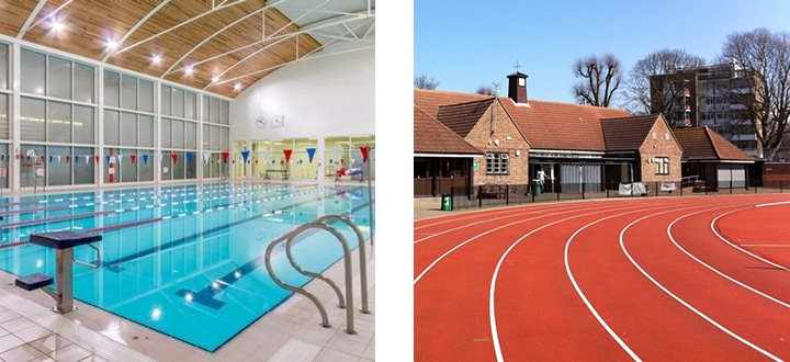 THURSDAY - 7–8am: Swimming: Technique* at Clapham Better Leisure Centre (£6)7–8pm: Running: Fitness and Speed at Tooting Athletics Track (£4.50 entrance fee + £2 coaching fee)