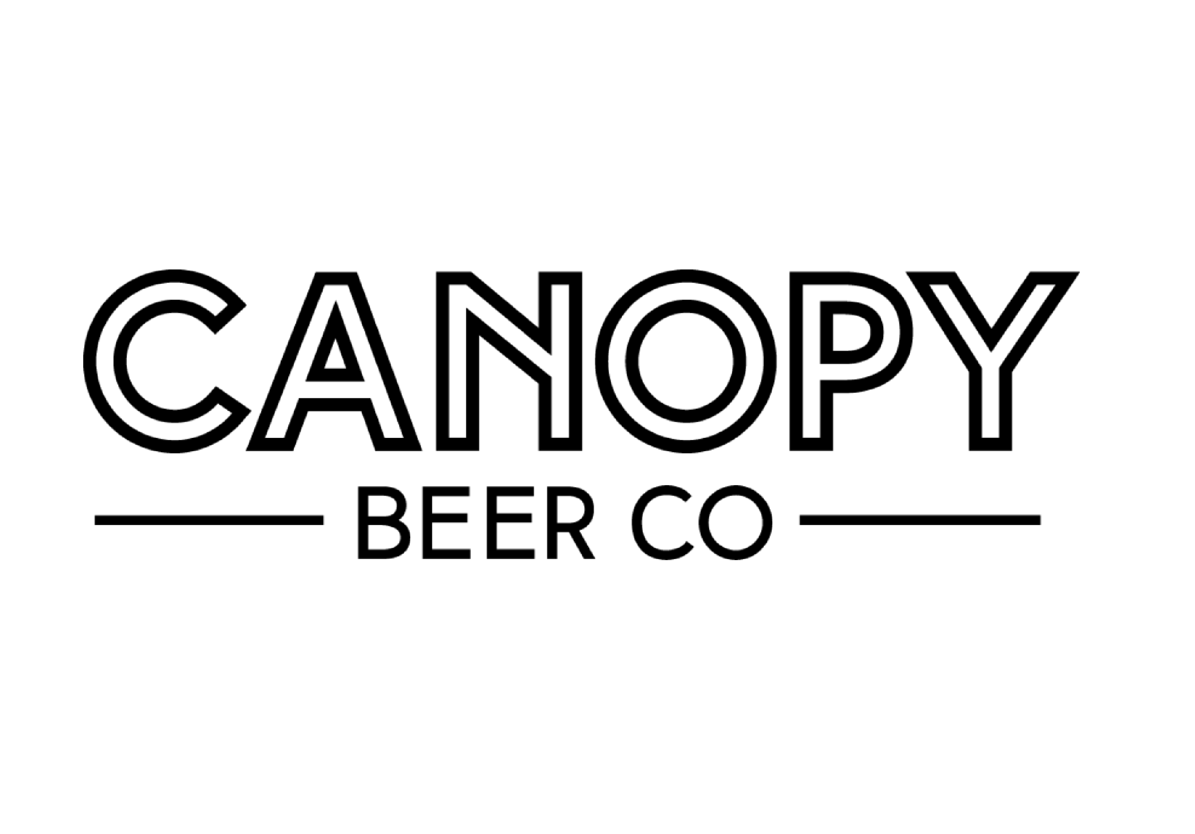 10% off online at  shop.canopybeer.com  with  promo code*