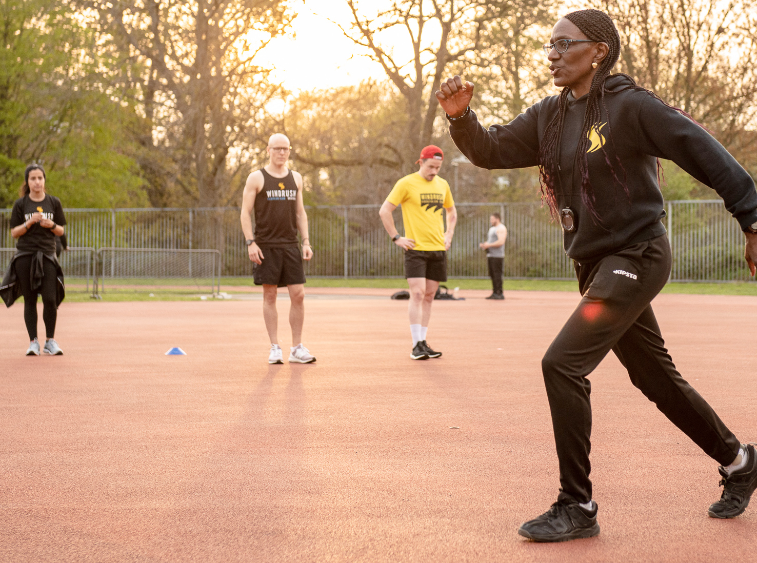 What is TriFit Brixton? - 5 weeks to go from your existing experience level to being race ready!3 different types sports: run, swim and circuitsLocally run by fully qualified coachesOnly £20 which works out as £2 per session (cheaper than any gym class)!2 sessions per weekBlack, Asian and/or from a minority ethnic background focusedNo previous experience* needed!