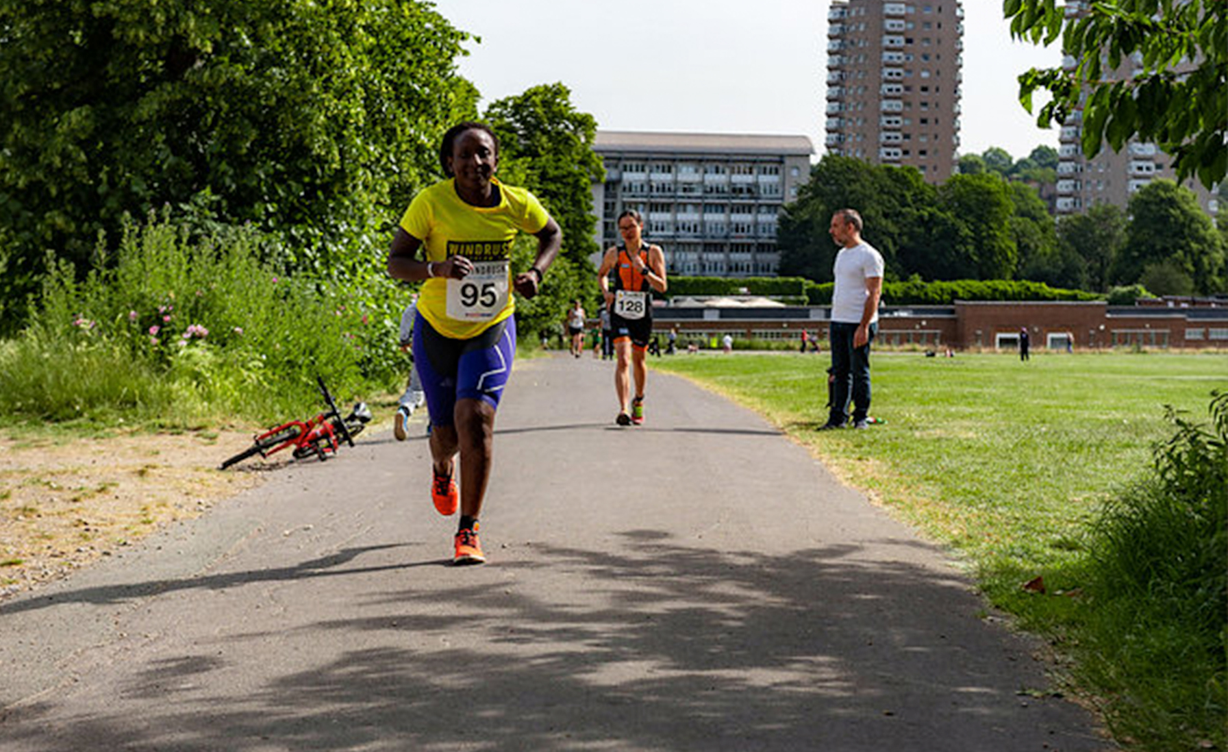Try something new with TriFit BRIXTON - 5 weeks from your existing fitness level to being race ready