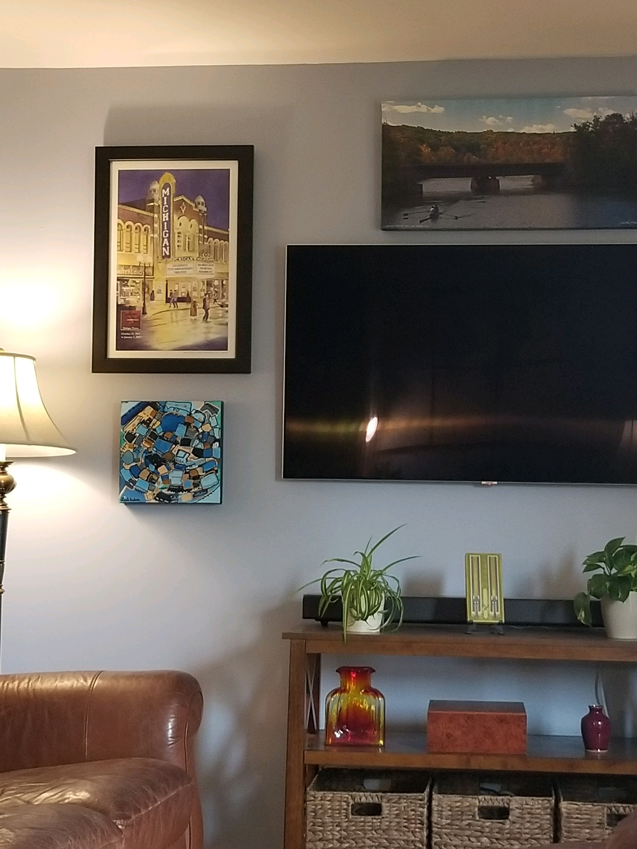 Piazza in its new home in Ann Arbor, Michigan