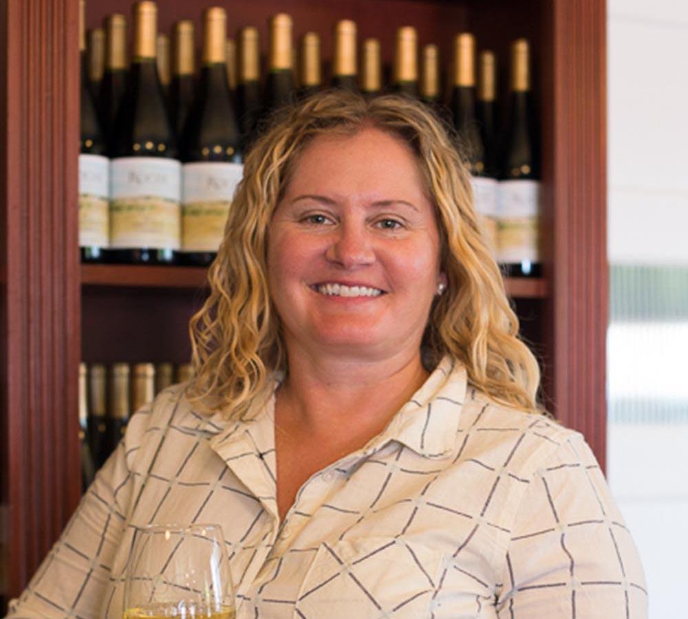 Carrie Roche - Partner / Roche Vineyard Estate Manager