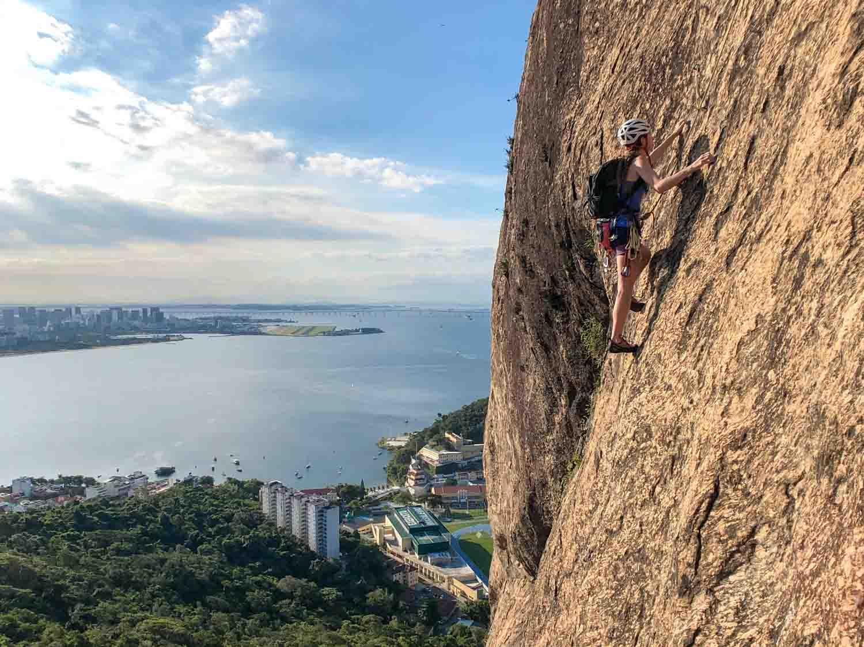 Climb Sugarloaf Mountain
