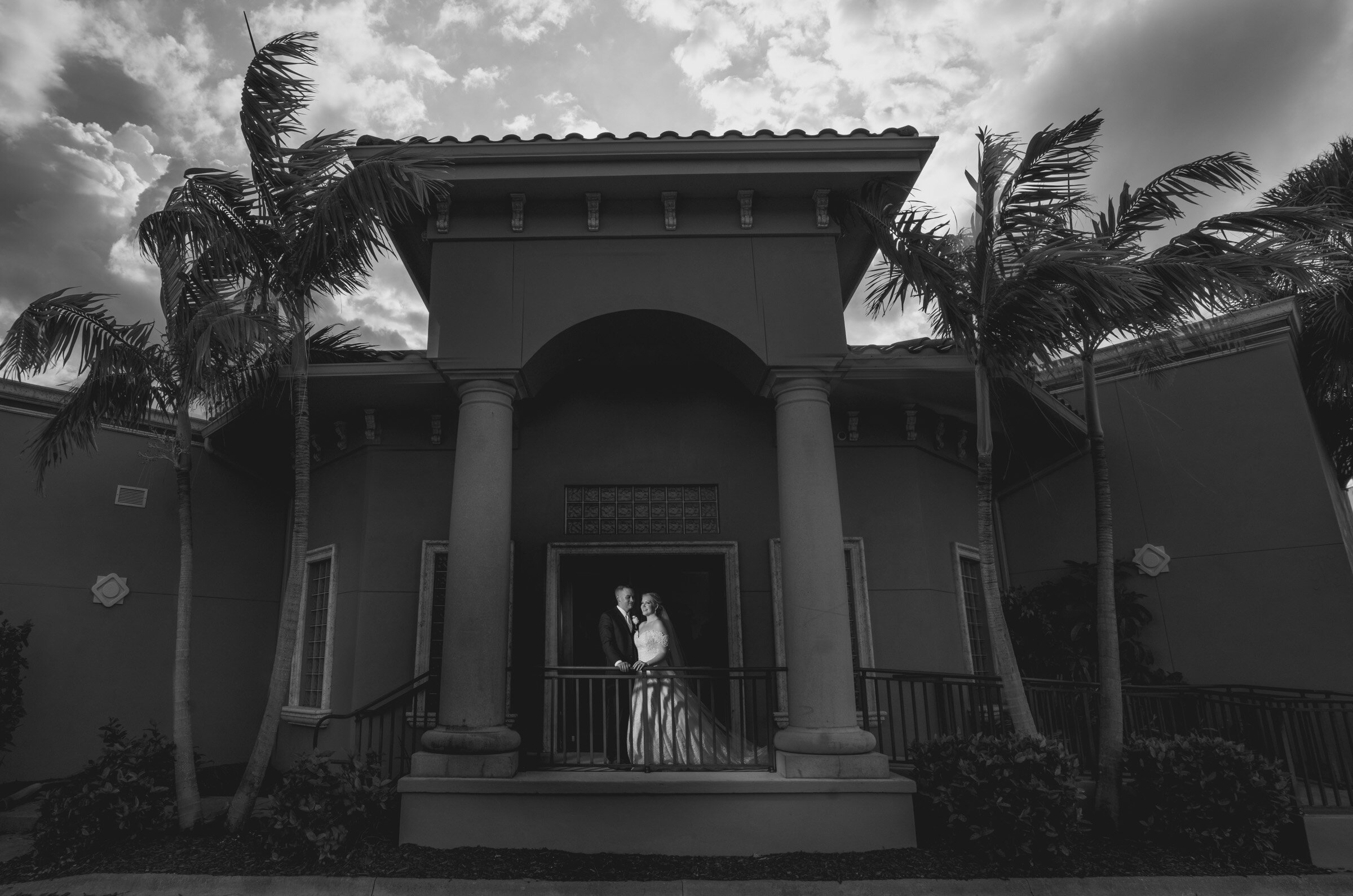 Environmental portraits happen with a well planned wedding day. We have the perfect wedding day schedule post coming soon!