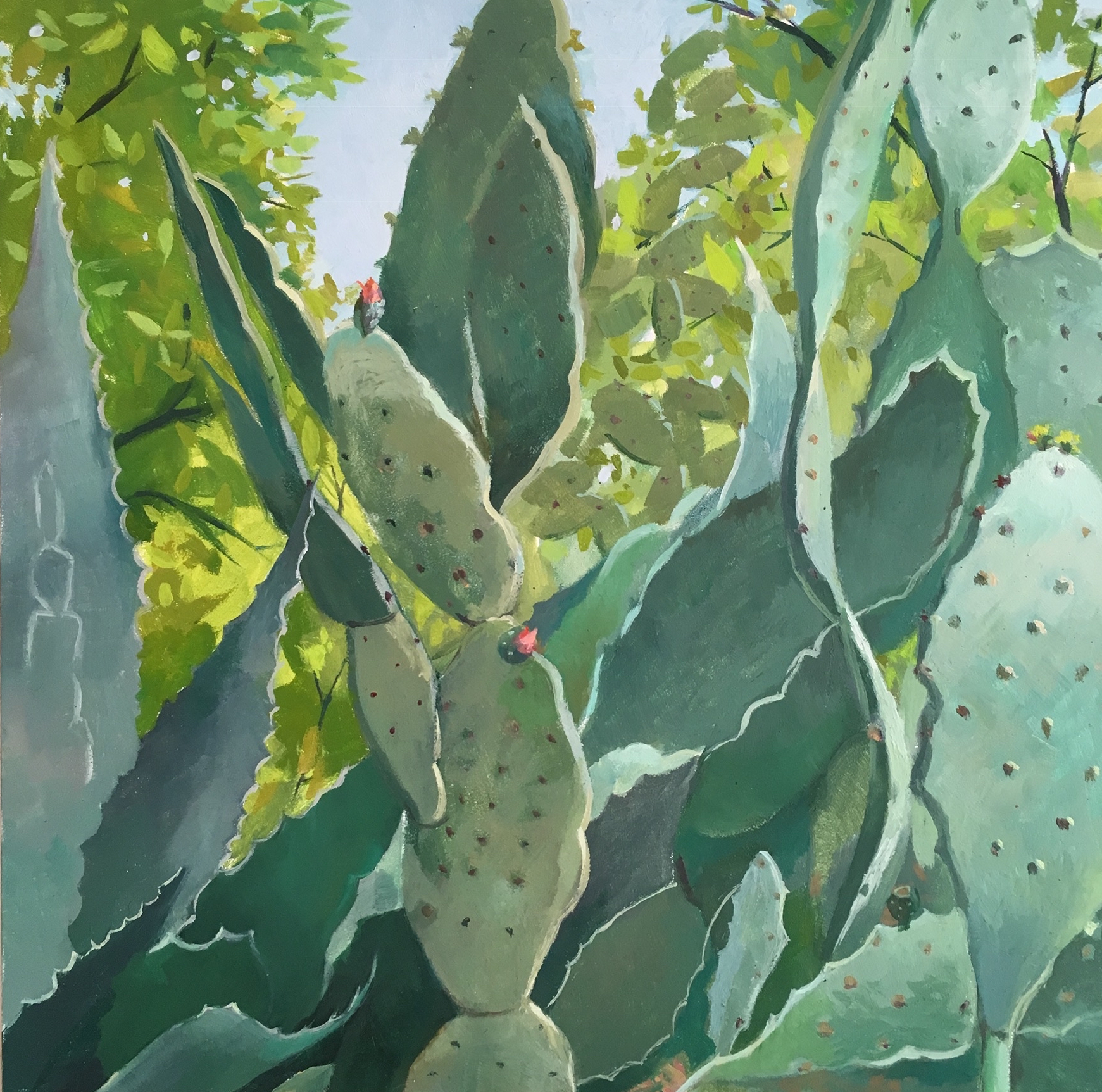 L.A. Garden #2