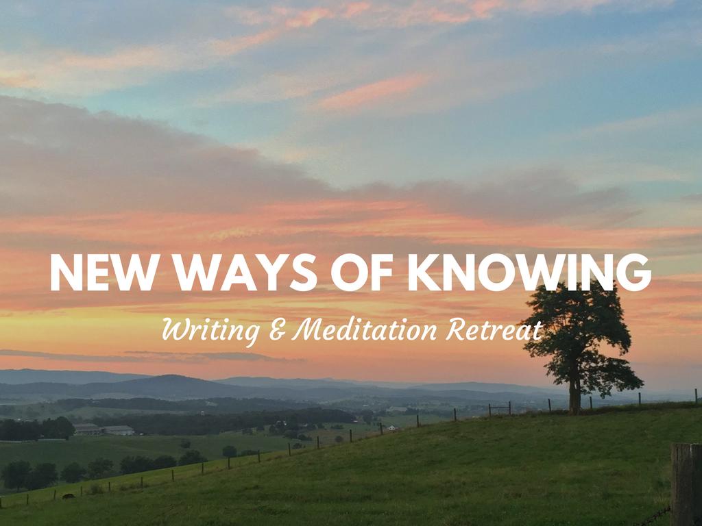 writing retreat, meditation retreat