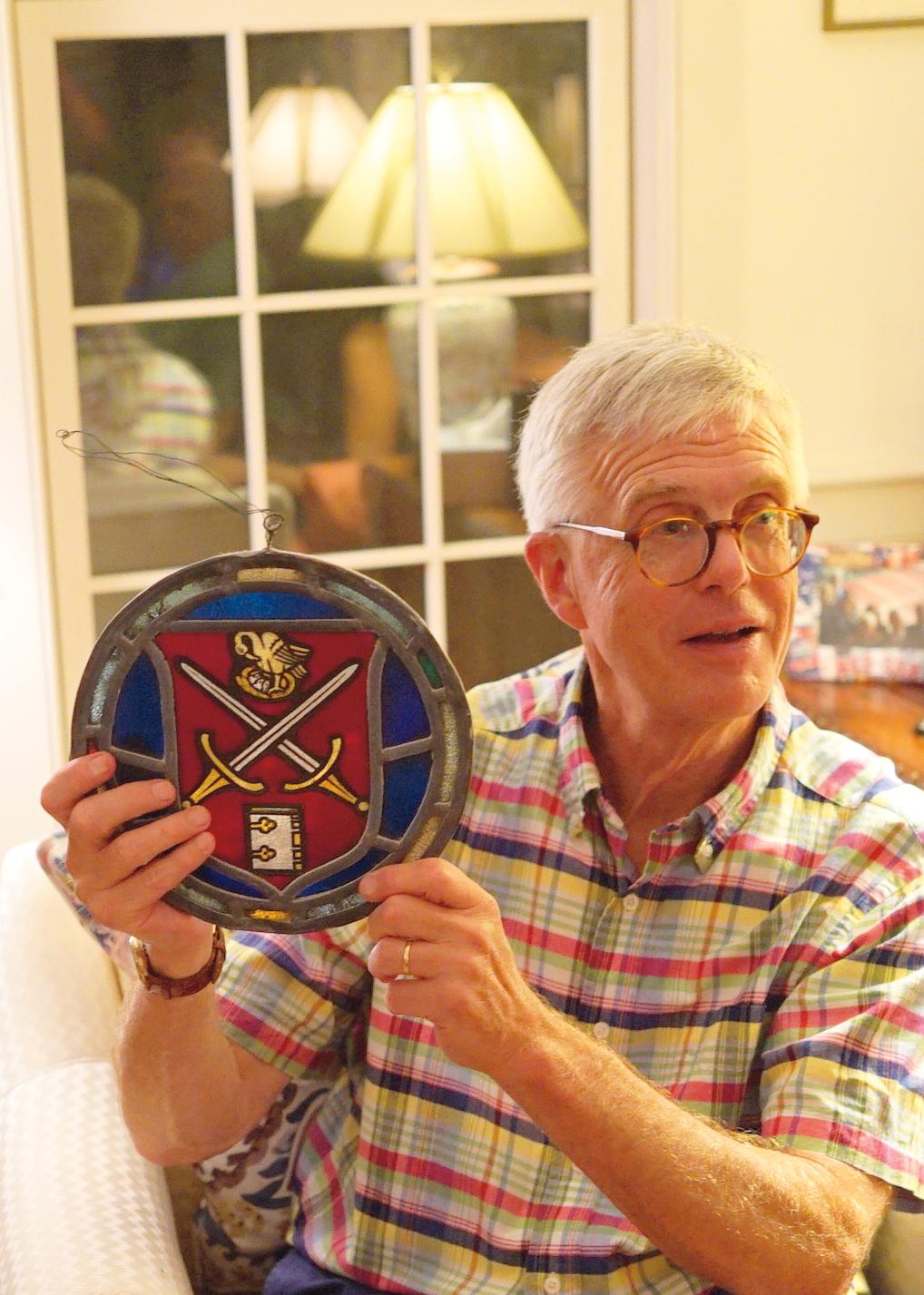 Former Hugh Camp Cup winner John Rice '65 turned 70.