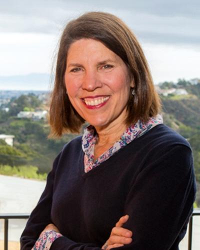 Amy C. Richards, Interim Rector