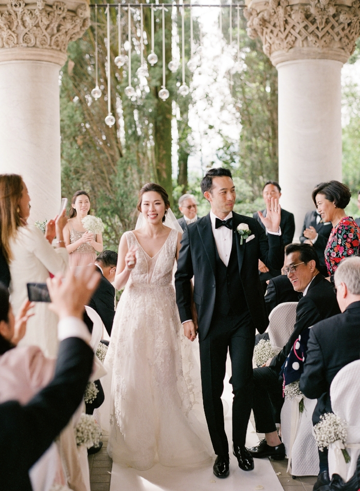 Nick Fung '95 married Dr. Loraine Chow on May 2, 2018, in Lake Garda, Italy.