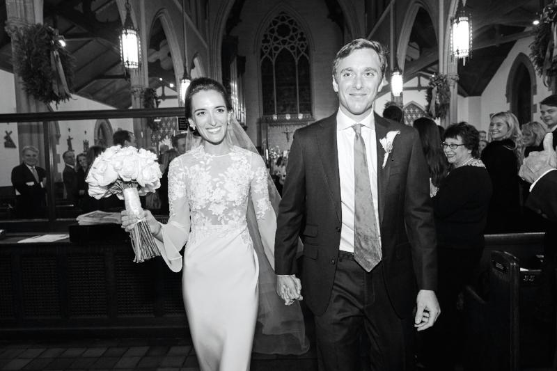 Ike Perkins '06 married Kathryn Orfuss with Paulies Kristen Kenney '07, Tessa Rapaczynski '06, and Jon Michaelson '07 in attendance.