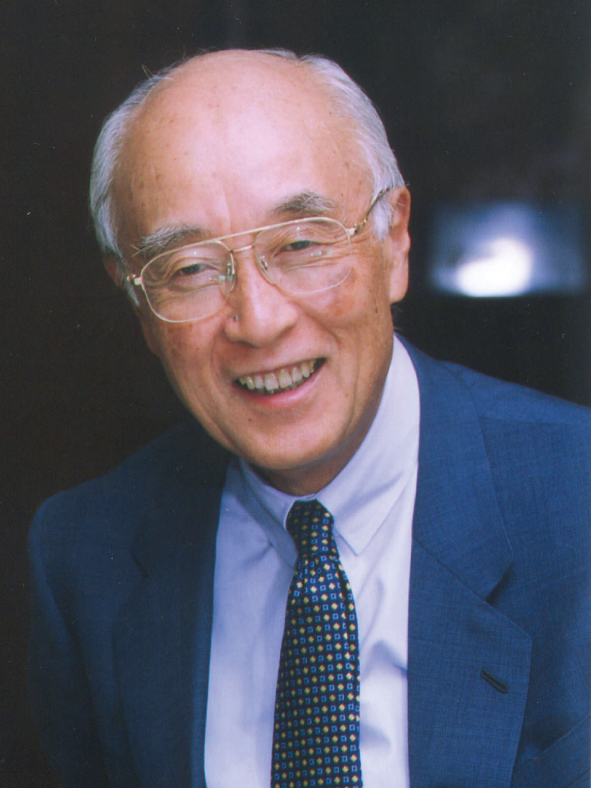 Ben Makihara '50 retired from the Mitsubishi Corporation in March.
