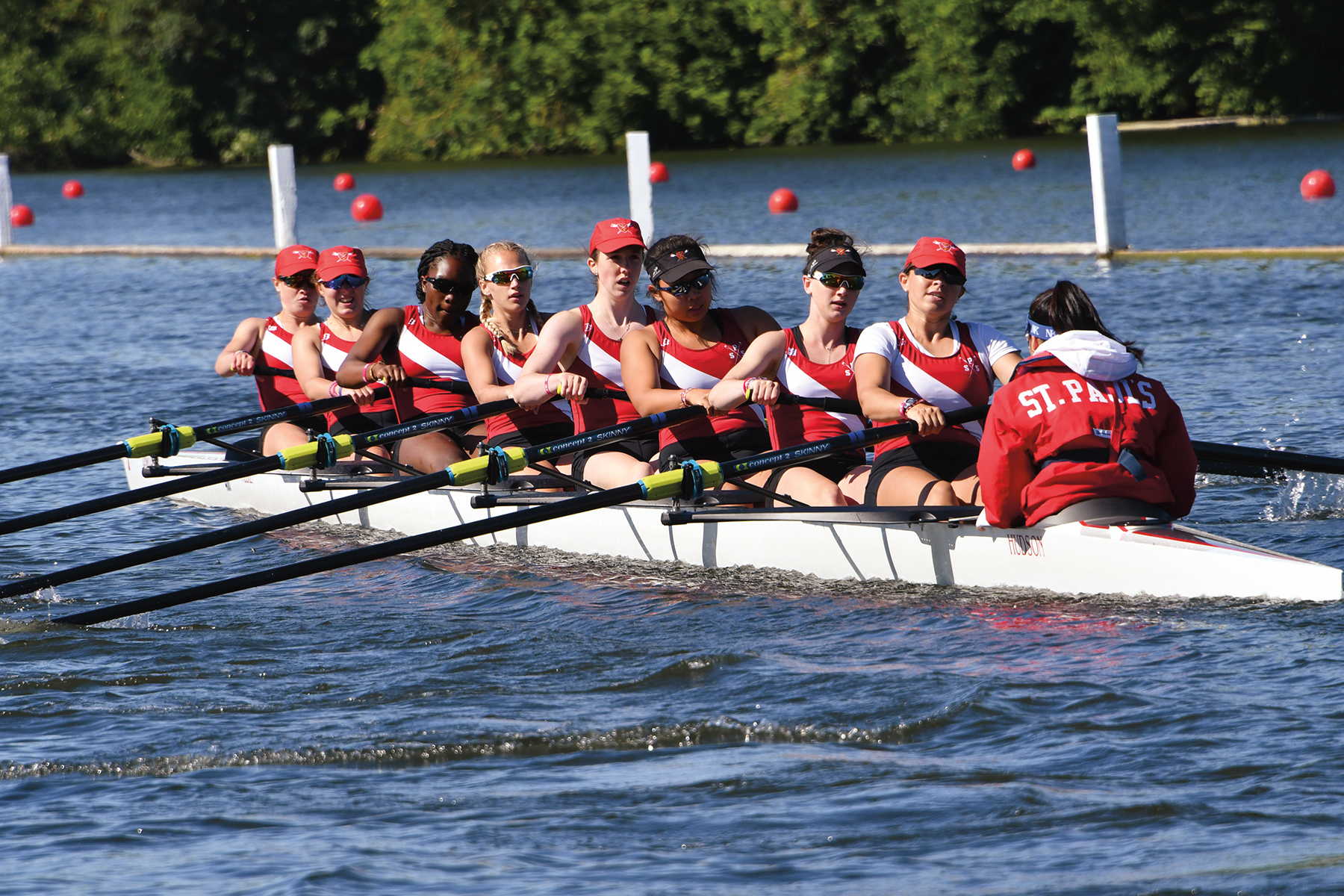 For girls crew, the Henley title is the crowning achievement of a winning season.