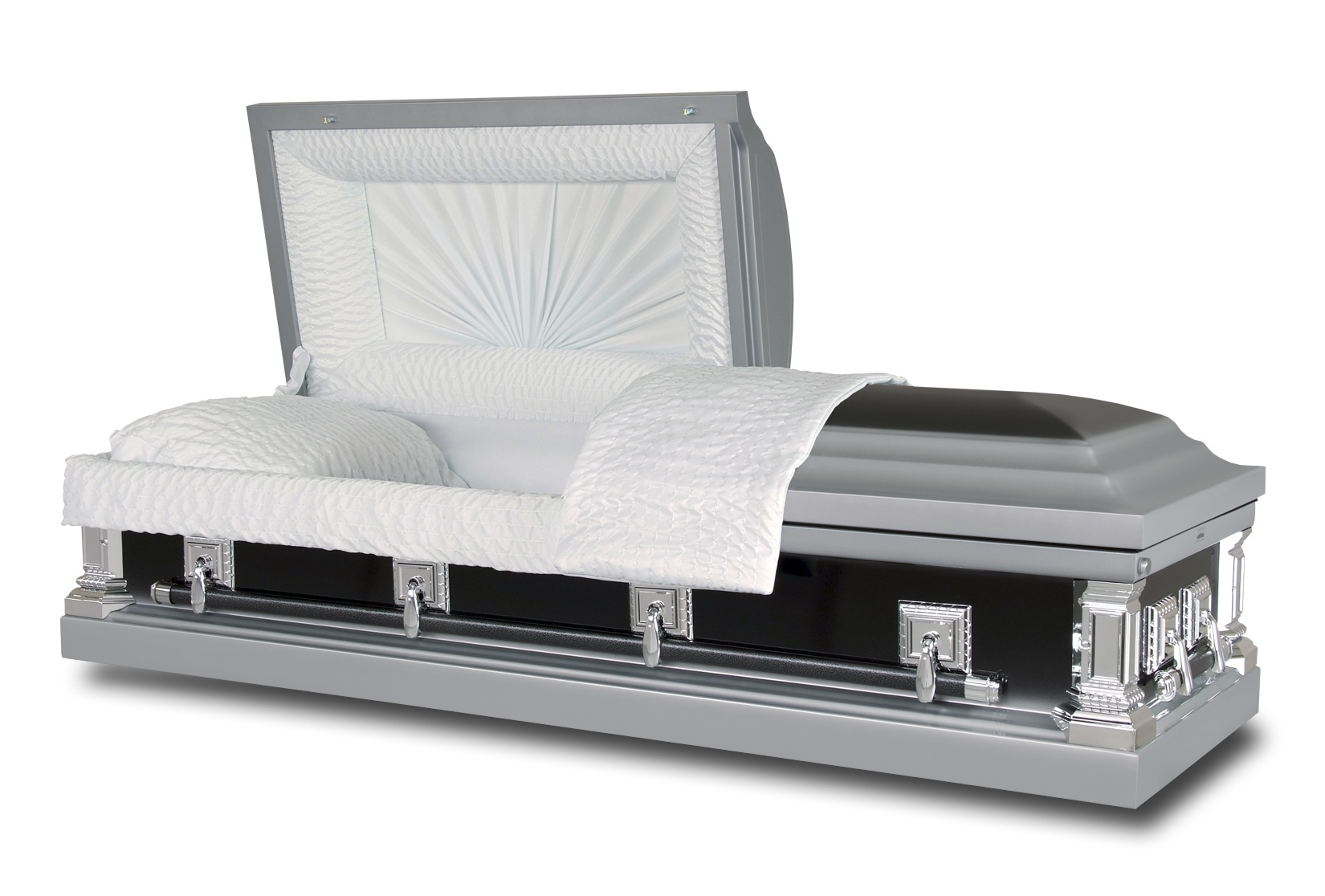 METAL CASKETS - PRECIOUS METAL, 18 GAUGE AND 20 GAUGE