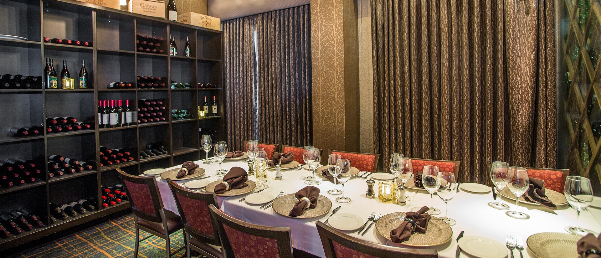 Private Dining Pacifica Seafood Restaurant