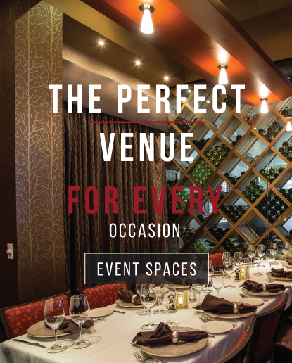 Private Events: The perfect venue for every occasion