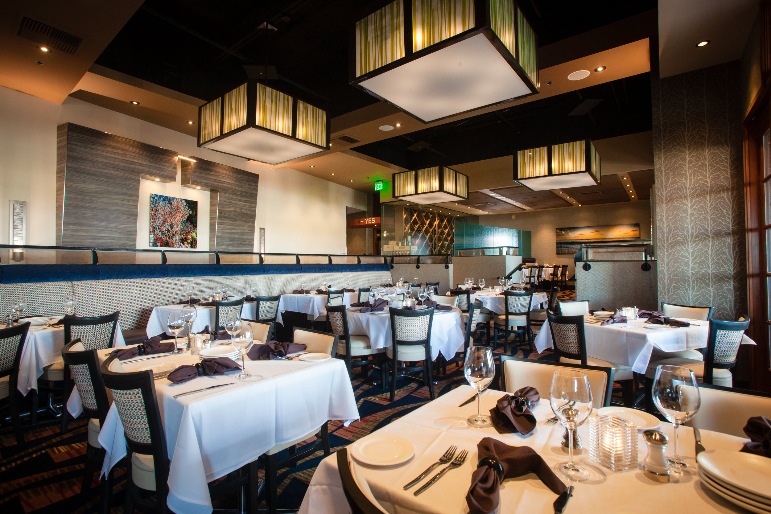 Pacifica Seafood Dining Room
