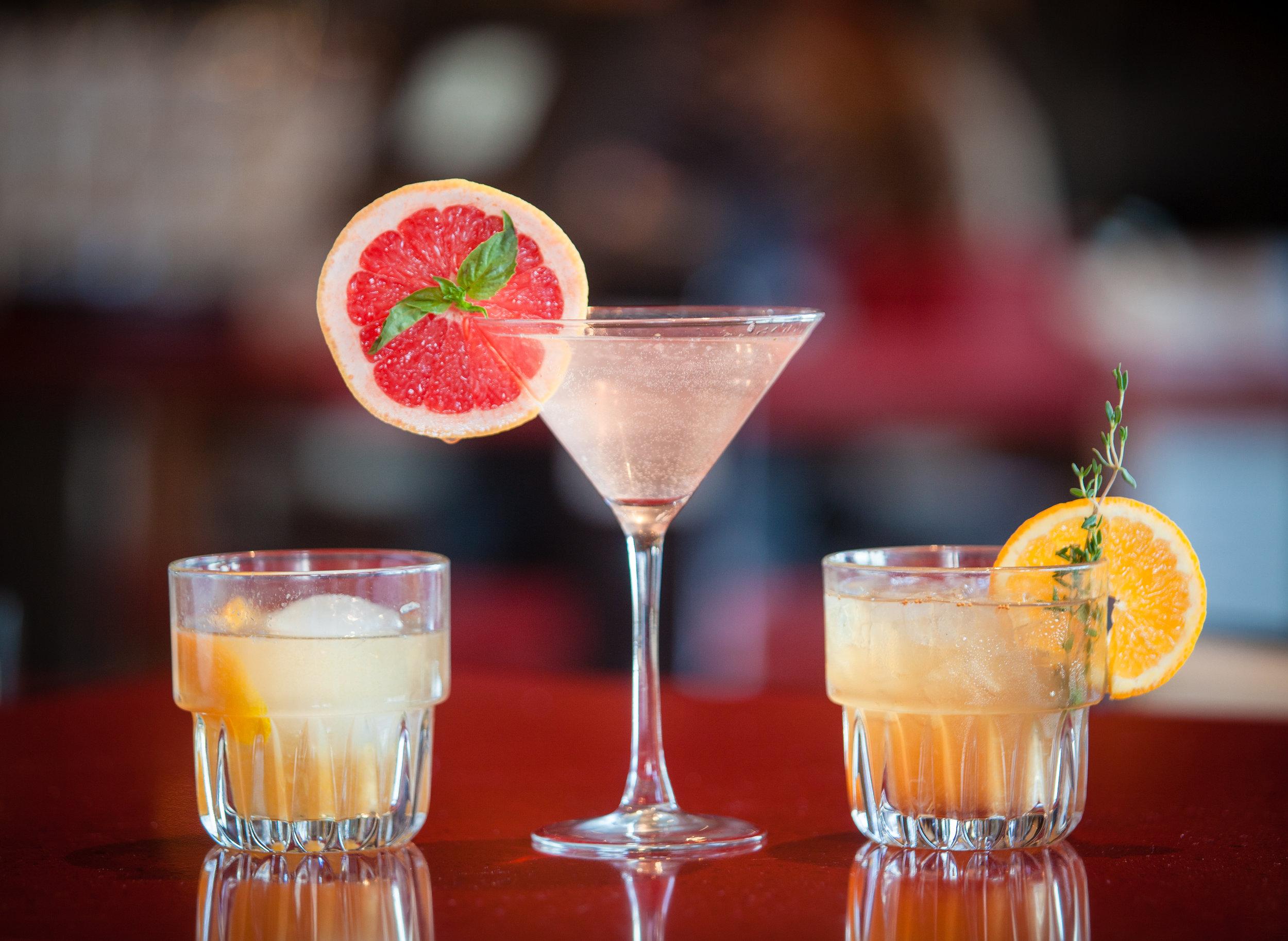 Premium Speciality Cocktails