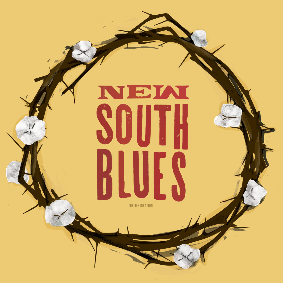 New South Blues cover