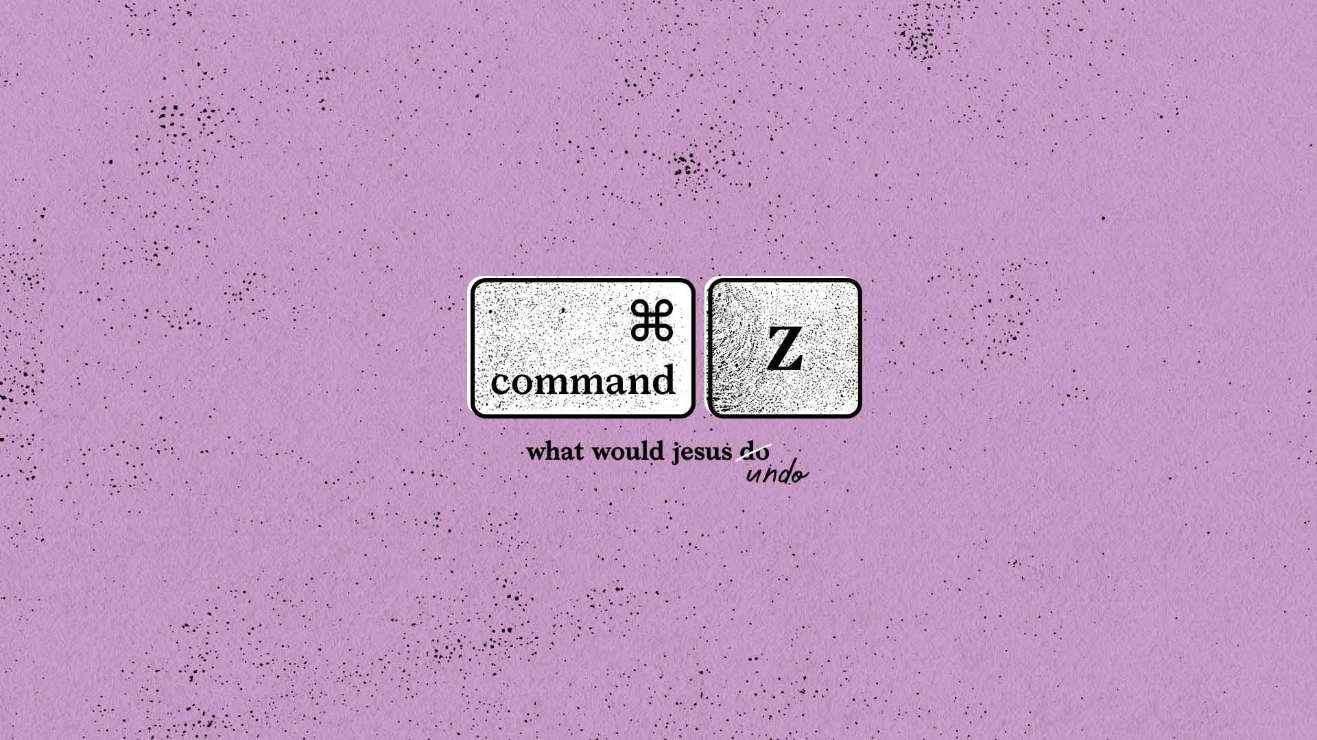 Command Z