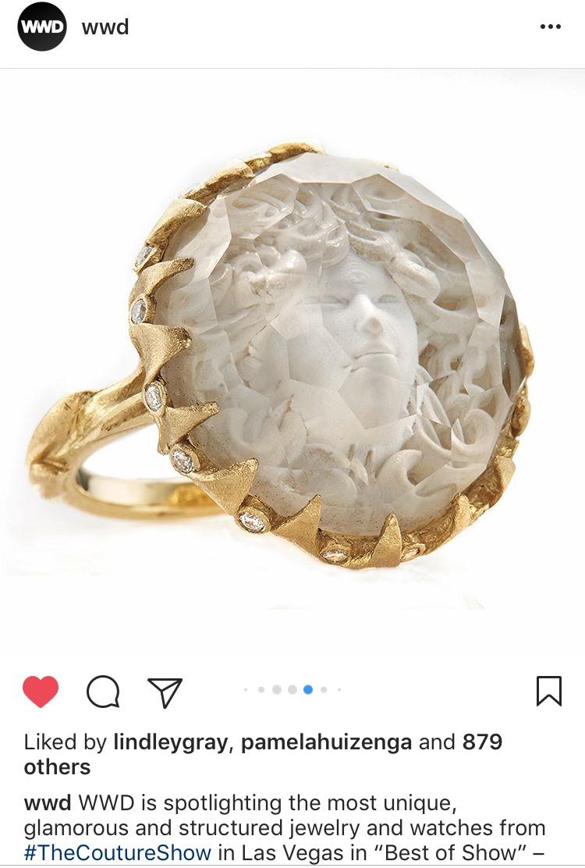 Women's Wear Daily  (Instagram), June 2017