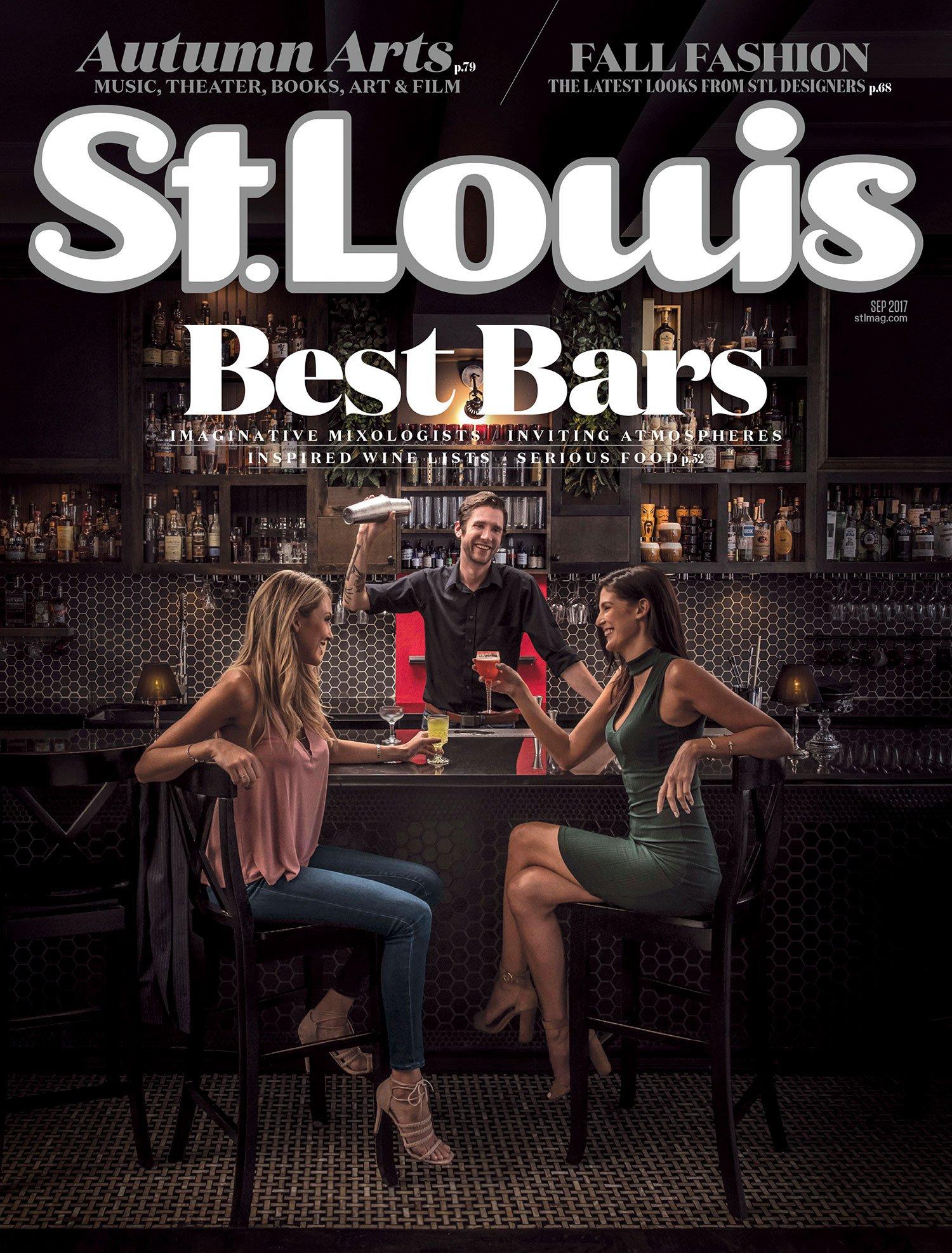St. Louis Magazine , Sept 2017