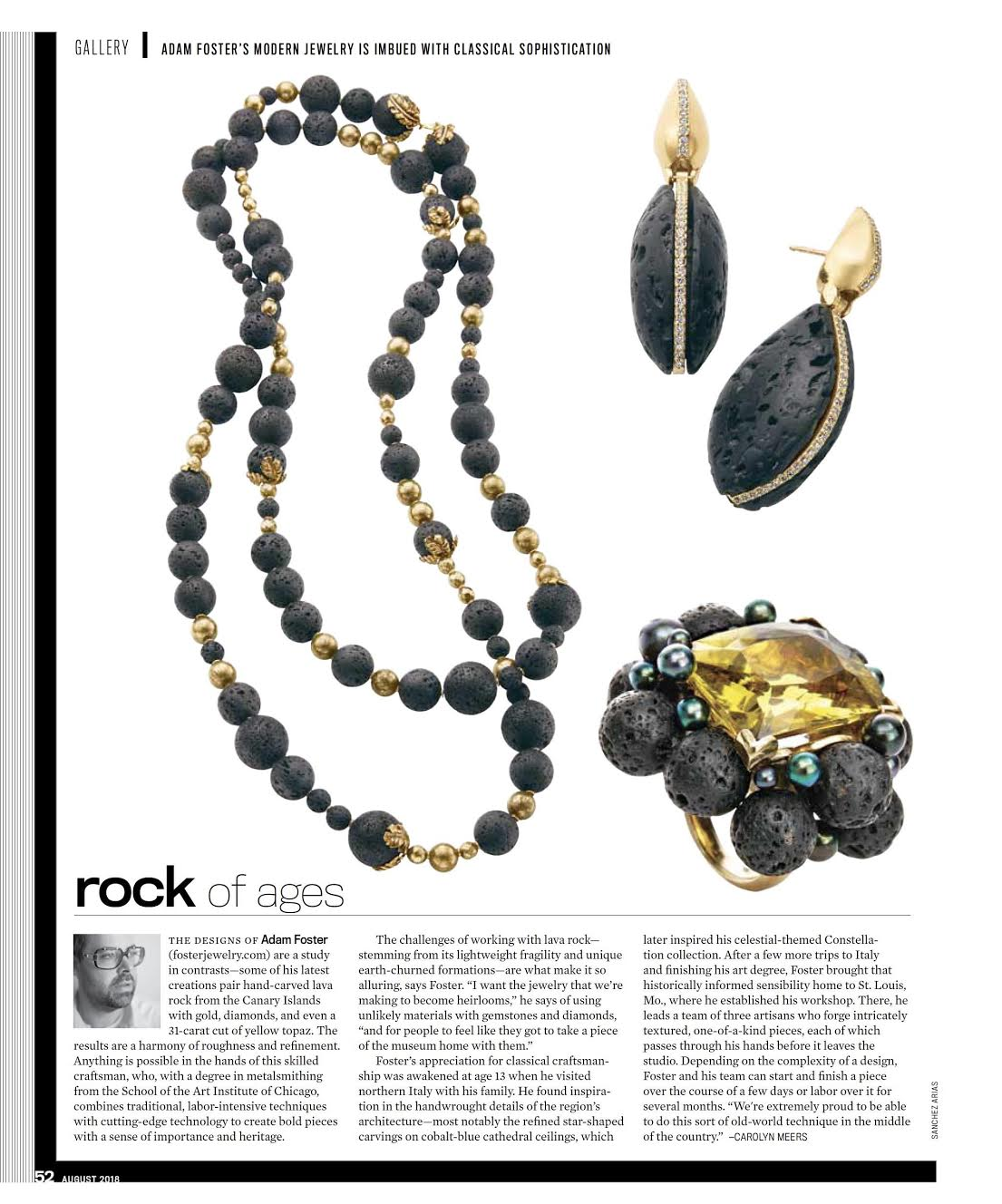 Robb Report  , August 2018