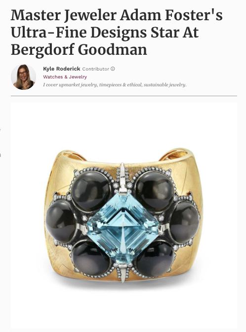 Forbes , April 2019