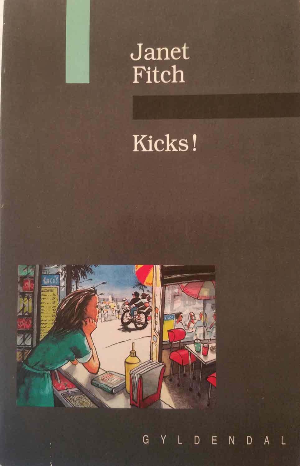 Danish edition, Glydendal, 1995