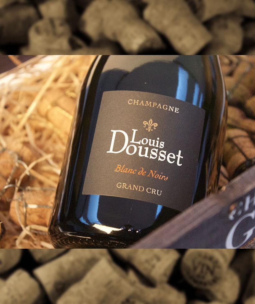 VINTAGE 2003 GRAND CRU - Blanc de NoirDrue: 100% Pinot NoirTerroir: Verzenay, Grand cruBlanding: årgang 2003Vinificering: 100% ståltanke - ingen Malolaktisk gæringLaring: minimum 12 års lagring på flaskeDossage: 0 g/LFlaske: leveres i 0,75L