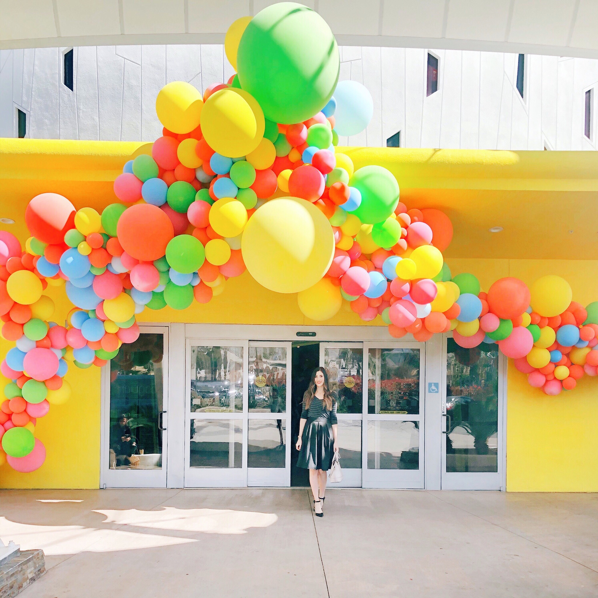 Alt Summit Balloon Display - Luxury Balloon Installations - SF LA National - Zim Balloons -.jpg