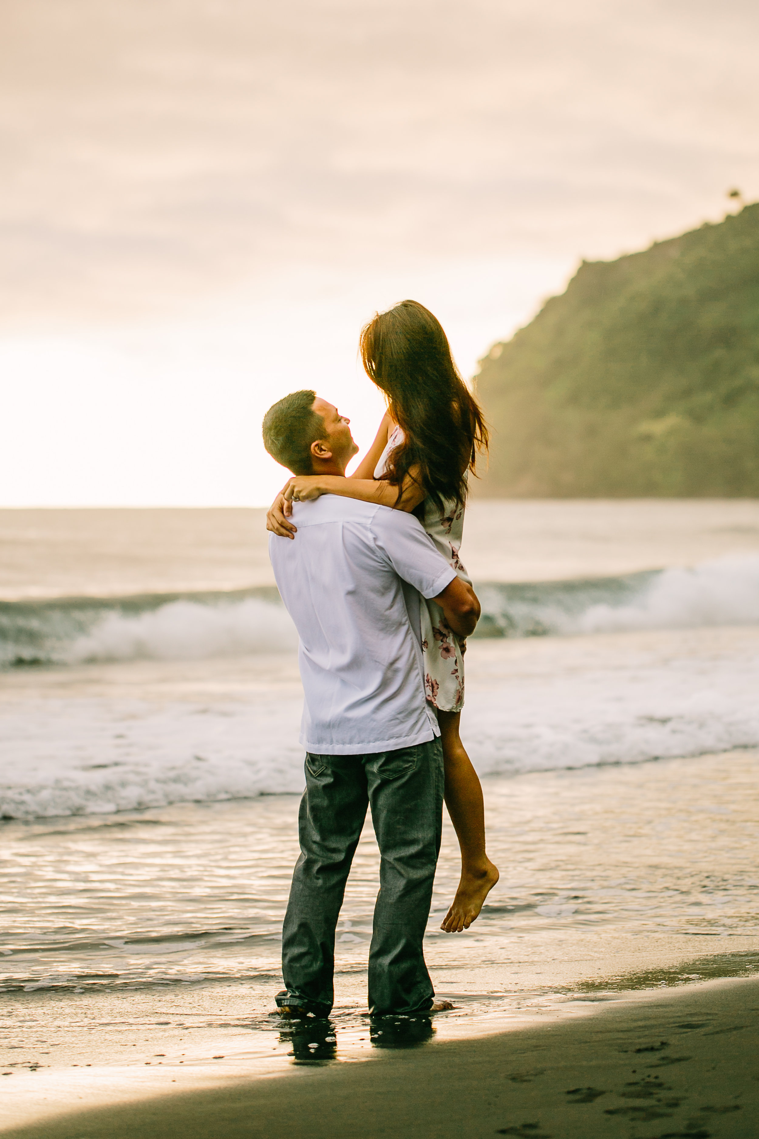 Hawaii Valley Engagement 1