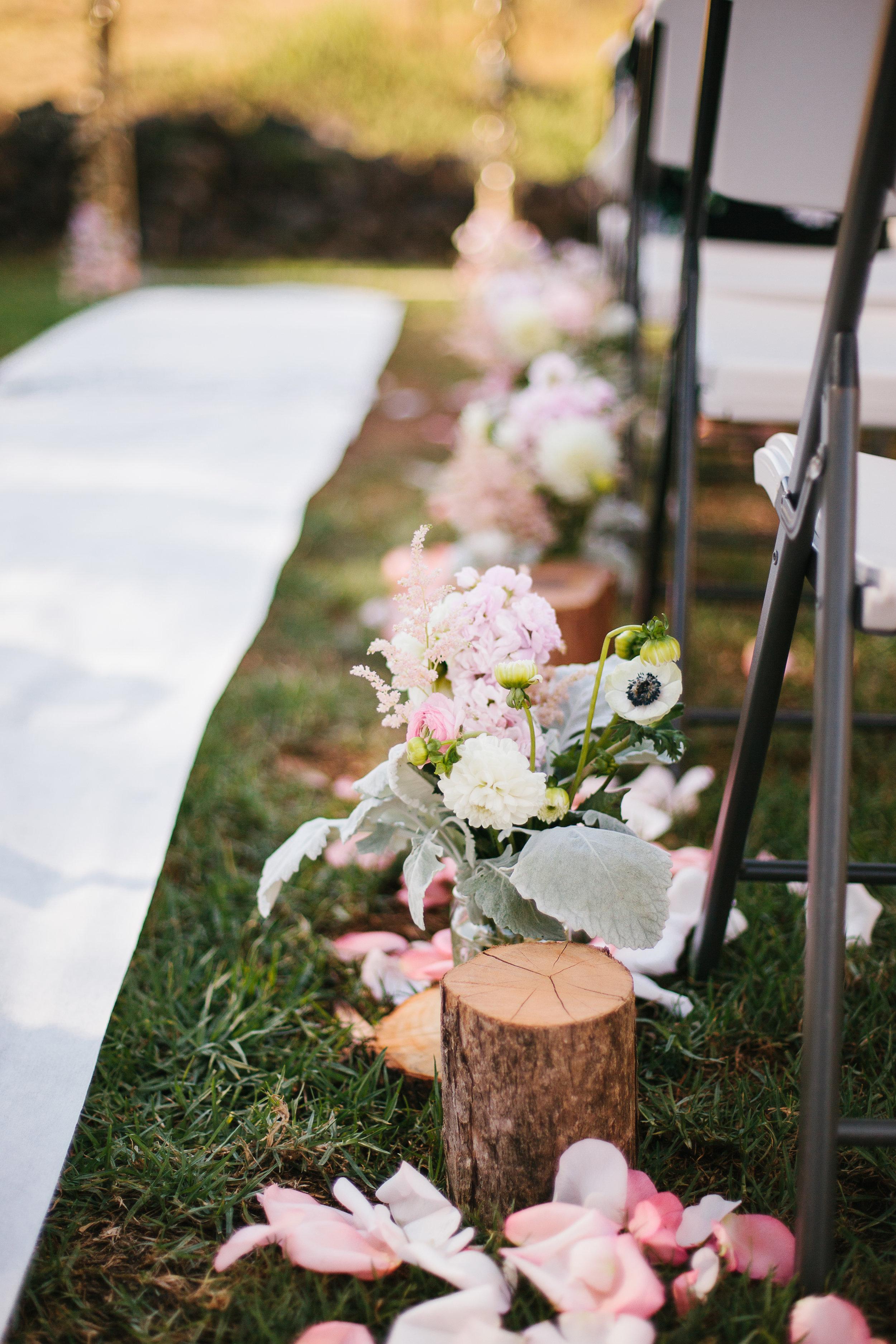 Anna Ranch Wedding Ceremony