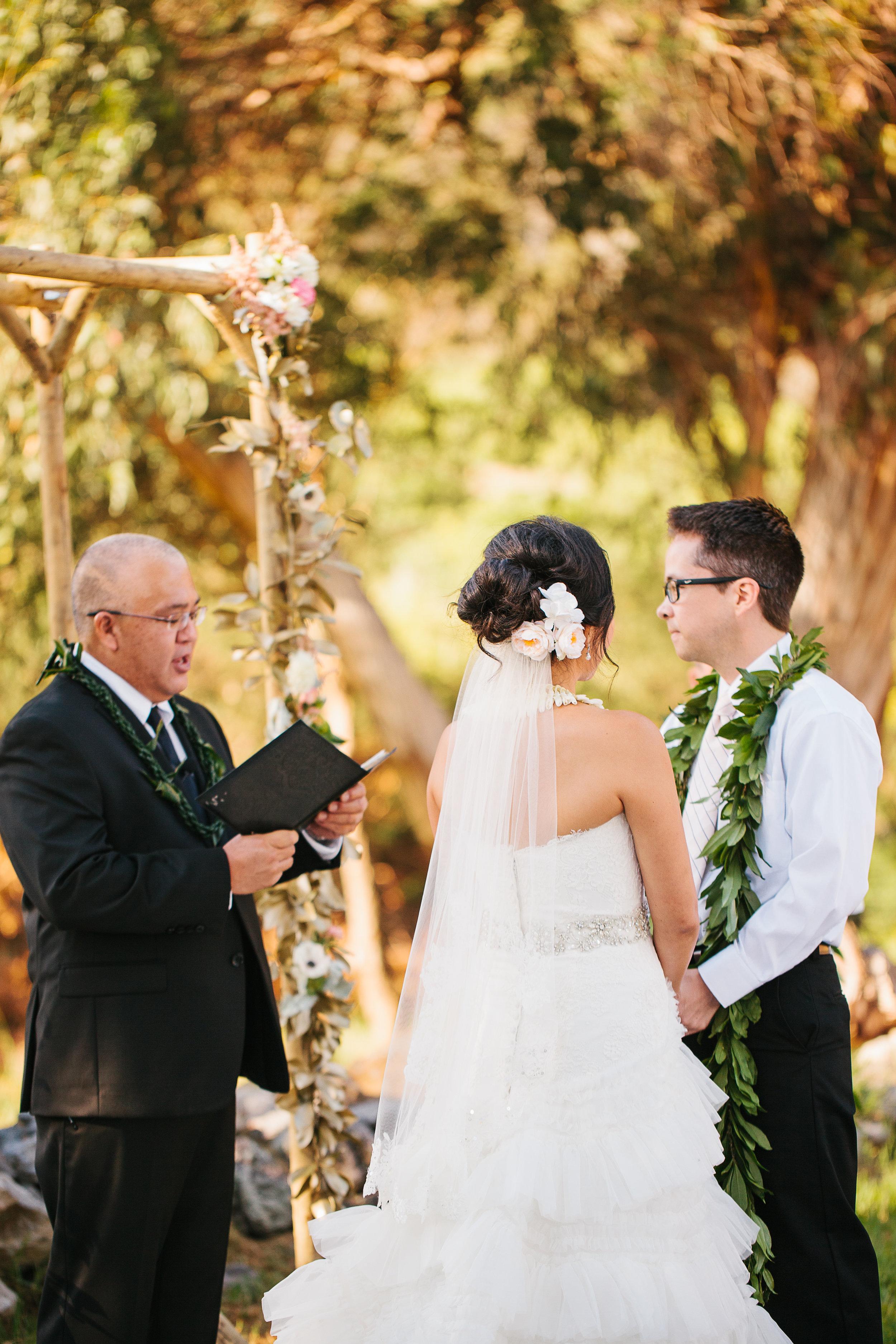 Waimea Wedding