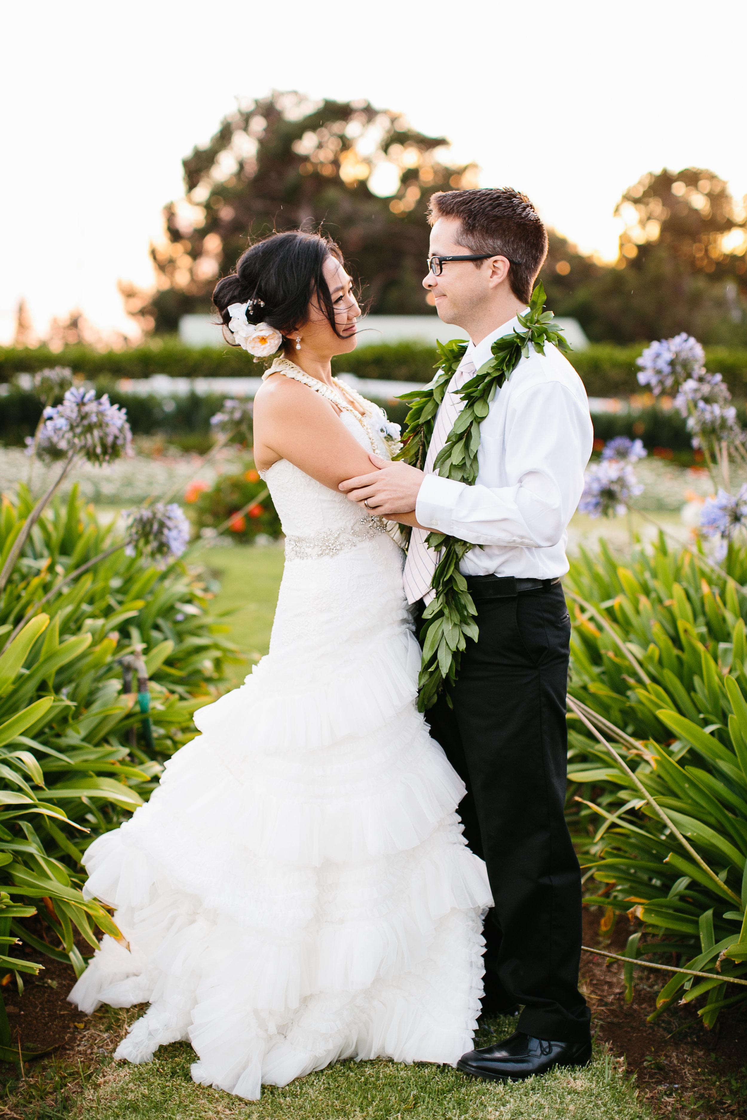 Waimea Rach Wedding