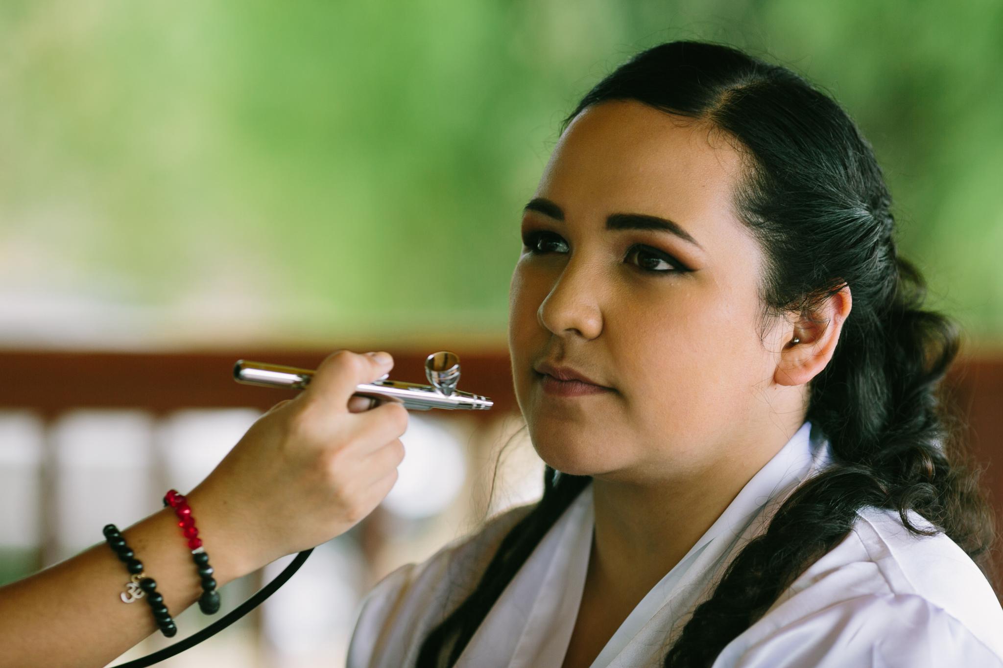Hawaii Airbrush Makeup