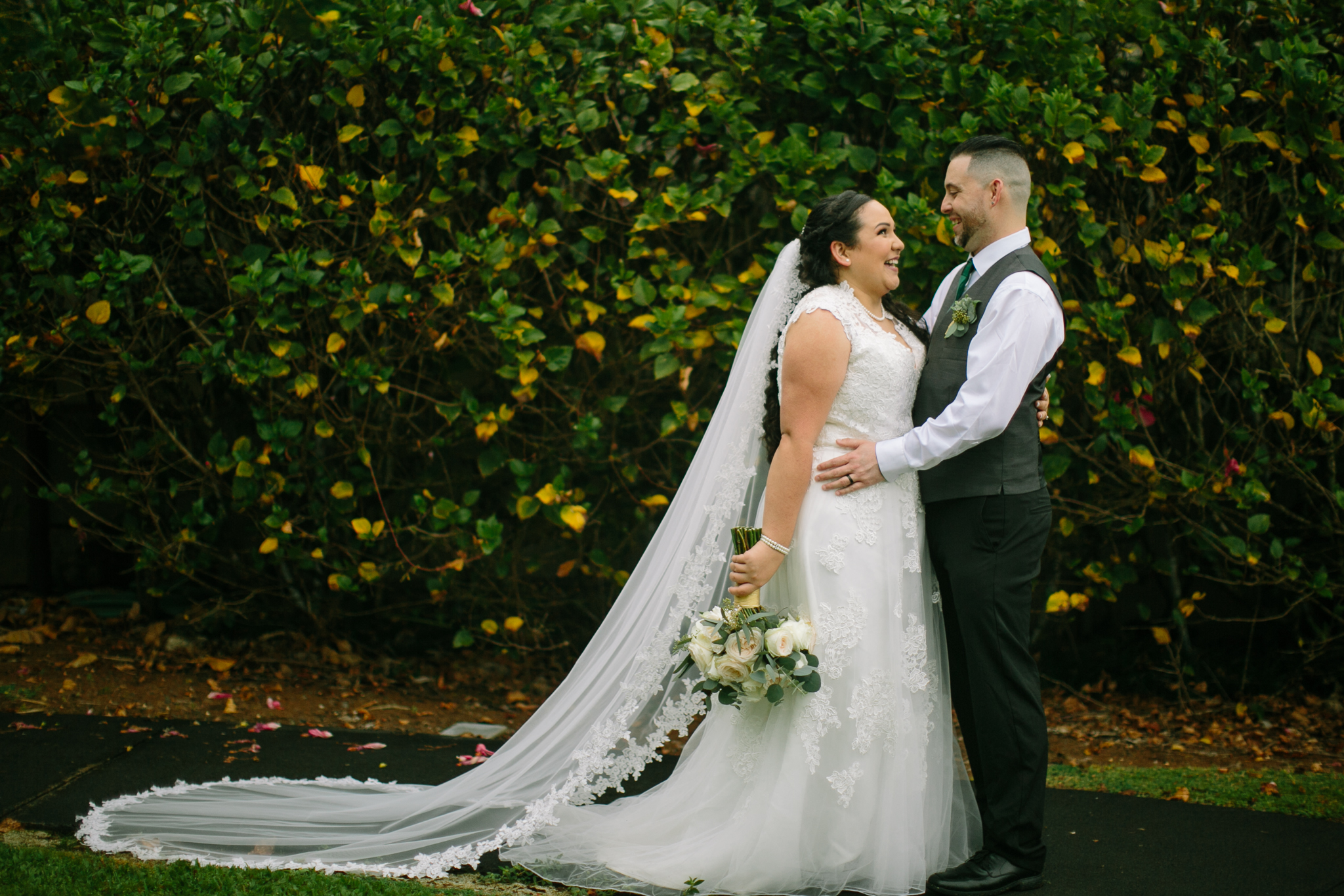 Hilo Wedding