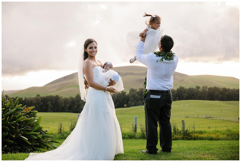 Kohala Ranch Wedding