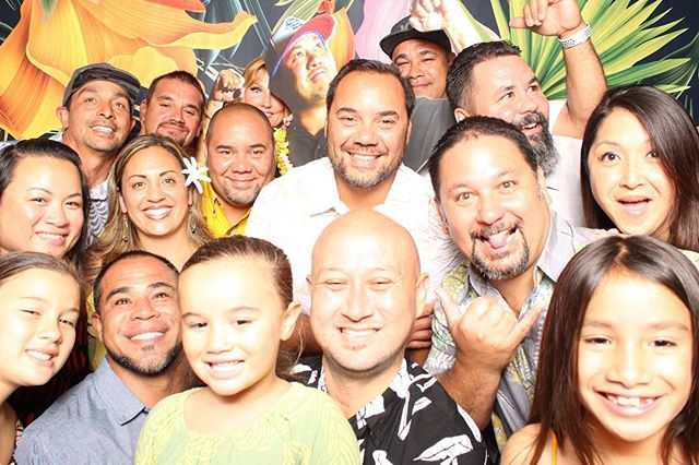 What a great honor it was to have served at this weekends celebration for a great leader in our photo booth community, and beloved Hilo boy, Colin Souza!  Not only did Colin start a photo booth company in Las Vegas, but he brought new and innovative features never seen before!  A true Hilo boy who loved to serve people, he will be missed by all!  Truly, this was a CELEBRATION of LIFE and we were honored to be a part of it!