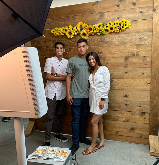 Congratulations to our very own Devan and Alyssa, Kea'au High School's Class of 2019!