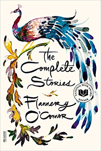 The Complete Stores by Flannery O'Connor  _feminest 2017 book list.jpg
