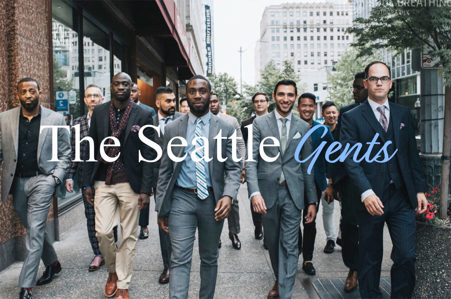 The Seattle Gents - A group of men with style. Partnerships, promotions, and reviews. Follow them on FaceBook @SeattleGents.