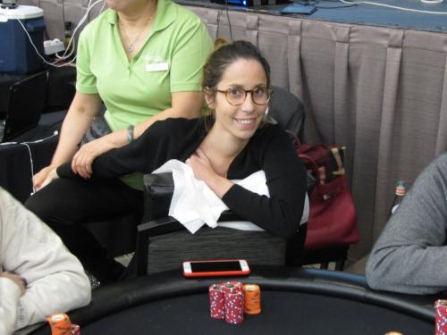 SEAT 8: YASMINE HANANE - 1.65 million