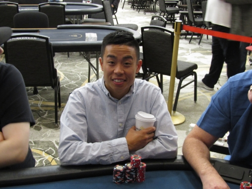 SEAT 6: KEVIN LAW - 4,500,000