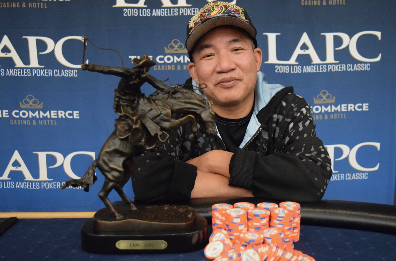 Henry Le - Event 7 - $350 Stud - $9,295